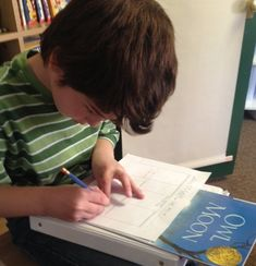 Owl Moon: Printable Lesson Plans to Engage Young Writers