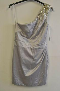 ad3e6d56a4f Womens JANE NORMAN One Shoulder Evening Dress UK size 14 WOL15 2sb  fashion