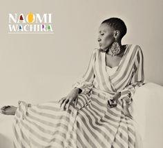 Naomi Wachira: Naomi Wachira (Doreli Music)