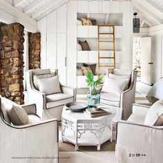 """""""Inspiration for our backyard studio project via @countrylivingmag / summer can't come soon enough!"""""""