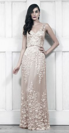 SIAN | Catherine Deane Recital dress.