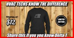 HVAC Techs Know the Difference!!
