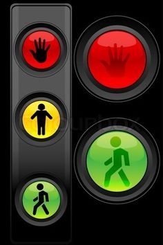Stoplicht Road Safety Poster, Safety Posters, Childhood Education, Kids Education, Games For Kids, Art For Kids, Transportation Theme, Traffic Light, Thinking Skills
