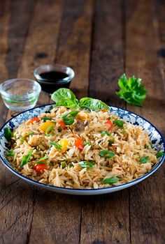 Schezwan fried rice is spicy rice cooked along with lots of vegetables and a spicy hot sauce Schezwan sauce. Simple Indochinese recipe ready in 20 minutes.