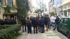 Ένταση στα δικαστήρια στο Ηράκλειο στη δίκη για το φονικό στον Προφήτη Ηλία | cretaone