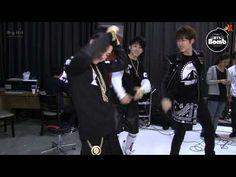 [BANGTAN BOMB] 흥겨운 슙&진&국의 춤사위 - YouTube