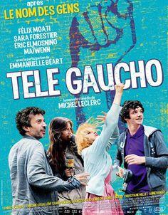 Moins percutant que Le Nom des Gens qui m'avait très agréablement surpris, Télé Gaucho réussit cependant à nous rappeler que les sujets pour lesquels on se battait il y a 30 ans sont toujours d'actualité : le PACS / mariage Gay, le droit à l'IVG... et puis surtout : Télé Gaucho est un cri d'amour pour le cinéma et ça, j'aime !