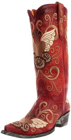 Old Gringo Women's Grace Boot >>> This is an Amazon Affiliate link. Click image to review more details.