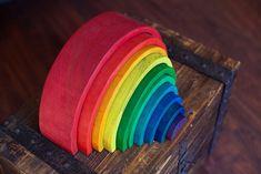 still:living: DIY Rainbow Stacker