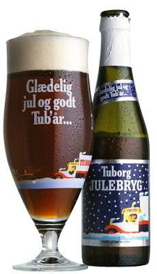 Danskerne elsker juleøl (Danes love their Christmas beer)
