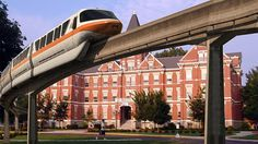 The University of Findlay - Who Would't Want a Monorail?!