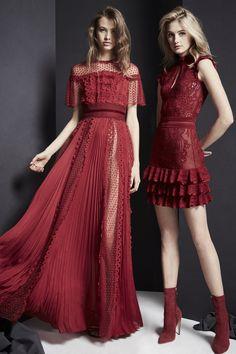 Zuhair Murad Fall 2019 Ready-to-Wear Fashion Show Collection: See the complete Zuhair Murad Fall 2019 Ready-to-Wear collection. Look 25 Red Fashion, Look Fashion, Couture Fashion, Runway Fashion, Fashion Show, Womens Fashion, Fashion Design, Fall Fashion, Vogue Fashion