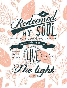 Redeemed...