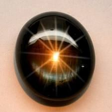 Black Star Sapphire Meanings And Uses 2019 Update In 2020 Minerals And Gemstones Star Sapphire Gemstone Gemstones