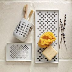 Clover Bath Accessories | West Elm