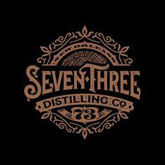 Image result for old town distillery branding