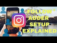 How To Setup Followadder - Easy Way To Setup Follow adder Tutorial Insta... Beachbody, Email Marketing, Learning, Easy, Instagram, Study, Onderwijs, Studying