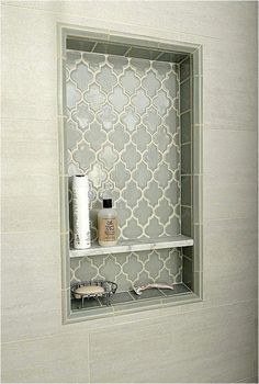 Best Classy Shower Tile Ideas To Personalize Your Bathroom #showertileideas #shower #tile #bathroom #SmallBathroom