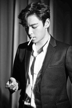 T.O.P <3 喫煙はあなたのために悪いです!!