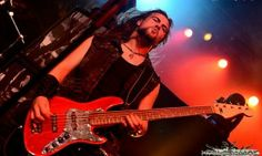 Interview with Luke Appleton (Bass) (Iced Earth, former Fury UK)