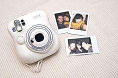 Instant camera!!!  So much fun and it takes great pics!