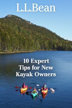 Own a new kayak? We asked our Outdoor Discovery Programs paddling experts to share their best insider tricks to help make your time on the water more organized, comfortable and safe. Outdoor Fun, Kayaking, Discovery, Camping, Organization, Make It Yourself, Water, Tips, Campsite