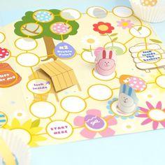 Printable Board Games for Kids - Mr Printables