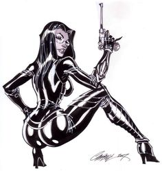 The Baroness by J Scott Campbell