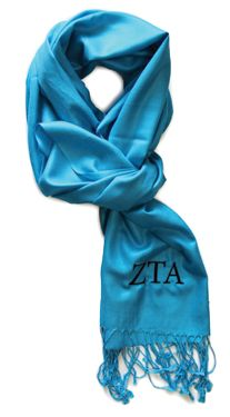 Keep warm (and stylish) this winter in a ZTA pashmina. They come in pink, white and black too! $14