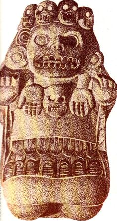 Cihuateteo, aztec ghost