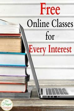 Online Classes for Every Interest Learn a new skill or make a career change with these free online classes!Learn a new skill or make a career change with these free online classes! Free Courses, Online Courses, Free College Courses Online, Online College Classes, Education College, Free Classes Online, Free Online Language Courses, Online Cooking Classes, 1000 Lifehacks