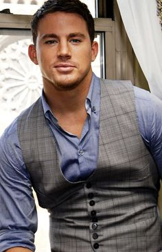 Channing Tatum my love