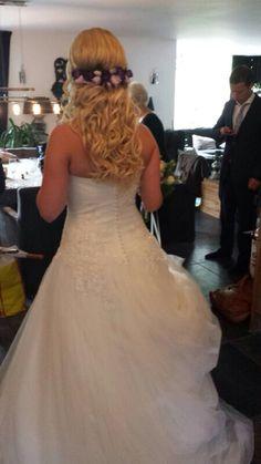 M'n bruiloftskapsel