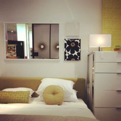 Bedroom #EQ3ModernFurniture www.aruba-furniture.com