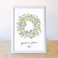 【ウェディングツリー】 WOOD A3 自立式額フレーム付   小西製作所 Welcome Boards, Wedding Welcome, Here Comes The Bride, Line Drawing, Decoration, Marriage, Graphic Design, Frame, Illustration