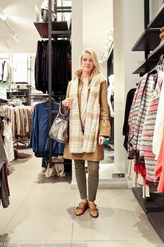 Mode de rue Streetstyle blog mode Montreal street style blog Isabel MArant HM Melanie Voyer