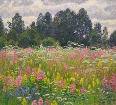 Galakhov Nikolai Wildflowers