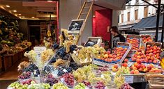 Guide to the Markets of Paris book review : The Good Life France