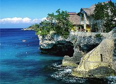 . The Caves Resort- Jamaica-Despite being a tiny resort, The Caves provides outstanding levels of romantic atmosphere with the cottages built above the sapphire sea water and fantastic sunset views along the cliff. The resort is just worth returning.