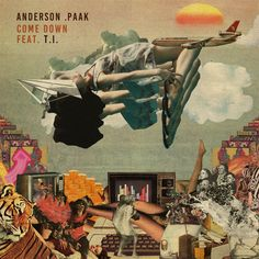 Come Down (feat. T.I.) by Anderson Paak