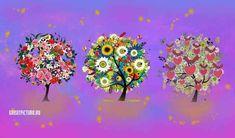 Тест. Выберите свое дерево Счастья, и узнайте, что вас ждет летом!