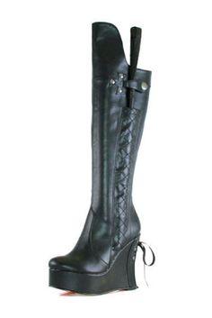 Shoplink: http://www.bittersweetsecrets.de/schuhe/stiefel/stiefel-ellie-shoes-sadie.html