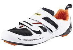 Mavic Cosmic Elite Triathlon Fahrrad Schuhe weiß/schwarz 2016: Größe: 40 - http://on-line-kaufen.de/mavic/weiss-mavic-cosmic-elite-triathlon-fahrrad-weiss