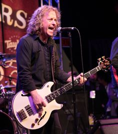 Jack Blades; Night Ranger and Damn Yankees....