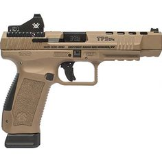 Shop Century Arms Canik Semi Auto Pistol Luger Barrel 20 Rounds with Vortex Viper Red Dot Fiber Optic Sights Interchangeable Grips Polymer Frame Desert Tan Cerakote Finish and more from Cheaper Than Dirt! Weapons Guns, Airsoft Guns, Guns And Ammo, Diy Crossbow, Crossbow Arrows, Best Handguns, Survival Gear, Survival Backpack, Survival Quotes