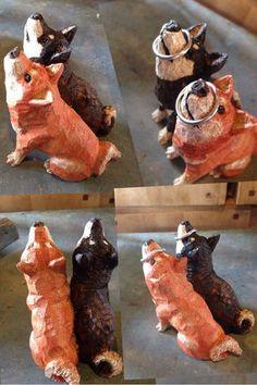 ユニクロのCMでも話題!彫刻家・はしもとみおさんが彫り出す生き生きとした動物たち! - NAVER まとめ