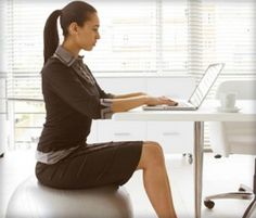 How to activate your muscles while seated ? -       Most of todays jobs require eight-hour sitting, which may cause some serious health problems. It is therefore essential that you get a bit of exercise every day, even if you are sitting down!  Fortunately, there are ways you can be  active while you sit, so check out these simple ways to...