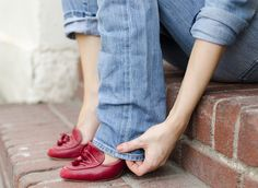 Slideshow: How To Cuff Your Jeans (Once And For All!)