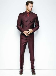 Sean O'pry for Le 31 Automne/Fall 2012 | Simons