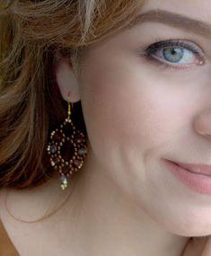 Items similar to Long Crystal Chandelier Earring, Large Crystal filigree Dangle Earrings, Crystals Filigree Chandelier Earrings, Chandelier Earrings Dangle on Etsy Chandelier Earrings, Dangle Earrings, Handmade Jewelry, Unique Jewelry, Handmade Gifts, Large Crystals, Filigree, Jewelry Accessories, Dangles